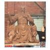 重庆华阳雕塑/三国人物雕塑/关羽雕塑/古代军事家