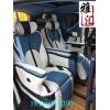 西安丰田埃尔法内饰改装航空座椅游艇木地板舒适体验尽在宝座