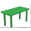 星之健厂家幼儿园塑料学习桌椅可升降长方塑料桌椅批发