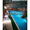 钢结构整体泳池安装过程竟然如此简单、快捷