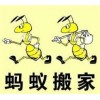 杭州蚂蚁搬家公司服务24小时提供搬家服务欢迎