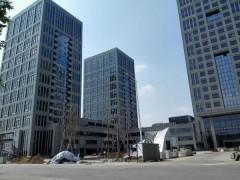 昆山汇金财富广场5A级写字楼100-1500开发商直销