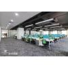 风流儒雅 年产值达18亿的华良物流新办公室装修实景