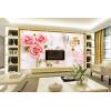 中国首选无缝壁画大型厂家、提供客户需求、装修、家用等