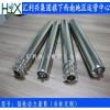 天津供应压槽输送滚筒摩擦线铝型材耐磨钢枝