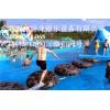移动游泳池 支架游泳池 充气水上滑梯 郑州卧龙