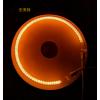 圆形红外加热管电热管 安美特红色辐射石英玻璃加热管