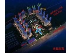 广东湛江碧桂园·鼎龙湾位置怎么样
