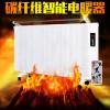 高效节能 超长寿命 电采暖炉 电暖器 碳纤维电暖器