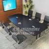 天津简易多功能折叠会议桌办公桌培训桌课桌椅组合