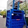 镇江30吨不锈钢液压打包机立式废纸打包机