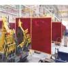 定制默邦品牌电焊光隔离屏风,打磨防护屏风
