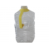 食用油透明pet塑料桶