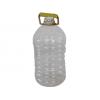 透明塑料pet食用油桶