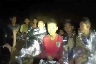 泰国洞穴救援最新进展 救援方案已定