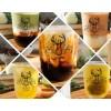 鹿角戏加盟店为消费者提供低消费高品质的奶茶