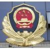 烟草徽廉价供应3.5米高品质警察标志牌多少钱?