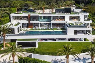 贫穷限制了我的想象力 豪华别墅图片