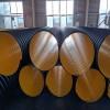 河南新一代600口径市政排污钢带波纹管