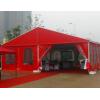新乡白色欧式帐篷/红色空调篷房出租