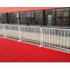 郑州白色铁马出租|演唱会围栏租赁布置