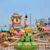 游乐场游乐设备 自控蜜蜂 儿童游乐设备