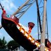 经典游乐设备 海盗船 游乐场设备