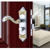 不锈钢门锁锁室内门门锁室内卧室锁具木门实木家用房门锁室内门锁