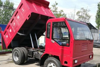 四驱八吨矿用工程机械运输车功能齐全