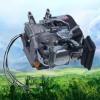 山东乐陵电动车增程器增程发电机混合动力增程器发电机价格鲁乐