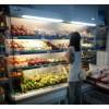 郑州节能不锈钢超市熟食生鲜风幕展示柜定做多少钱