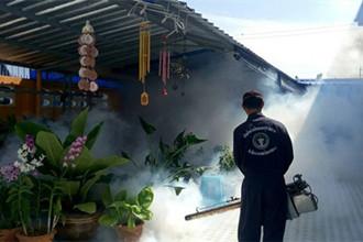 泰国登革热最新疫情 曼谷成重灾区