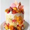 天津欧米奇西点西餐学院教您做蛋糕