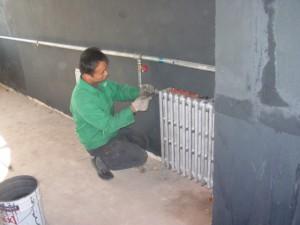 北京专业改造维修。暖气漏水维修,安装增压泵