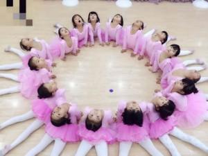 三水舞蹈婧姿舞蹈中心少儿舞蹈培训考级
