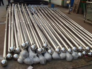 天津旗杆厂家,空港专业安装焊接不锈钢旗杆