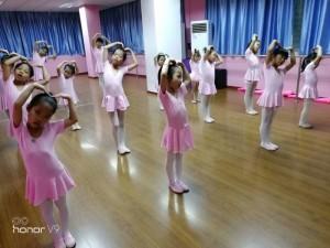 三水舞蹈婧姿少儿舞蹈培训中心