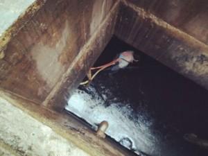 天津南疆港区专业清工业废水池 清洗管道