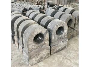 铸韵破碎机锤头有以前锻打的到锰钢的又到现在合金的都是一流的