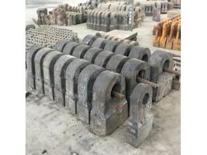 铸韵研制的新型合金耐磨锤头的耐磨性是普通锤头的1-4倍