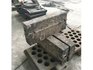 上海铸韵不光网站做的好破碎机耐磨合金锤头做得更好