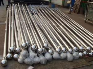 天津西青区定做焊接旗杆厂家