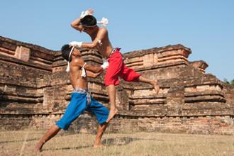 泰拳及其在泰国文化中的地位