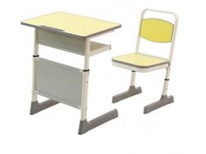 朗哥家具 学校课桌椅KZY006 实木课桌椅厂家批发