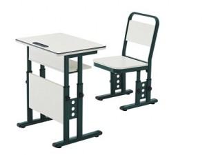 朗哥家具 学生课桌椅KZY007 学校家具 学生课桌椅厂家