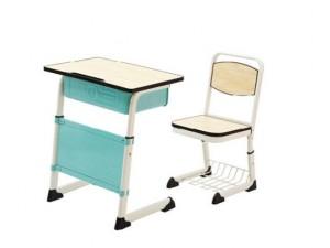 朗哥家具 教学课桌椅KZY017 厂家直销