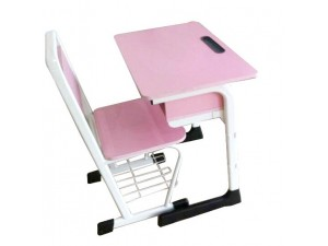 朗哥家具 课桌椅KZY018 教室课桌椅