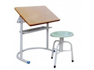 朗哥家具 教学课桌椅KZY022 厂家直销