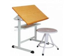 朗哥家具 课桌椅KZY023 学生课桌椅批发