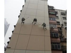 外墙涂料施工 上海别墅外墙涂料粉刷 浦东墙面粉刷翻新